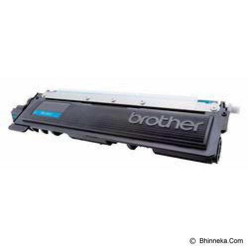 BROTHER Cyan Toner [TN-240C] - Toner Printer Brother